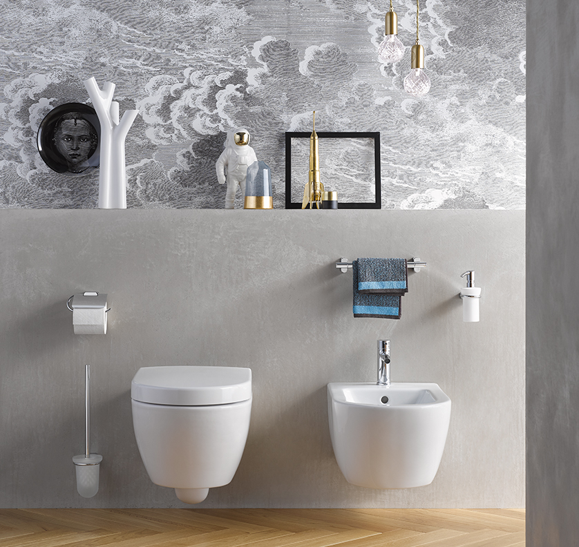 design accessories from the emco logo2 range - Bathroom Accessories