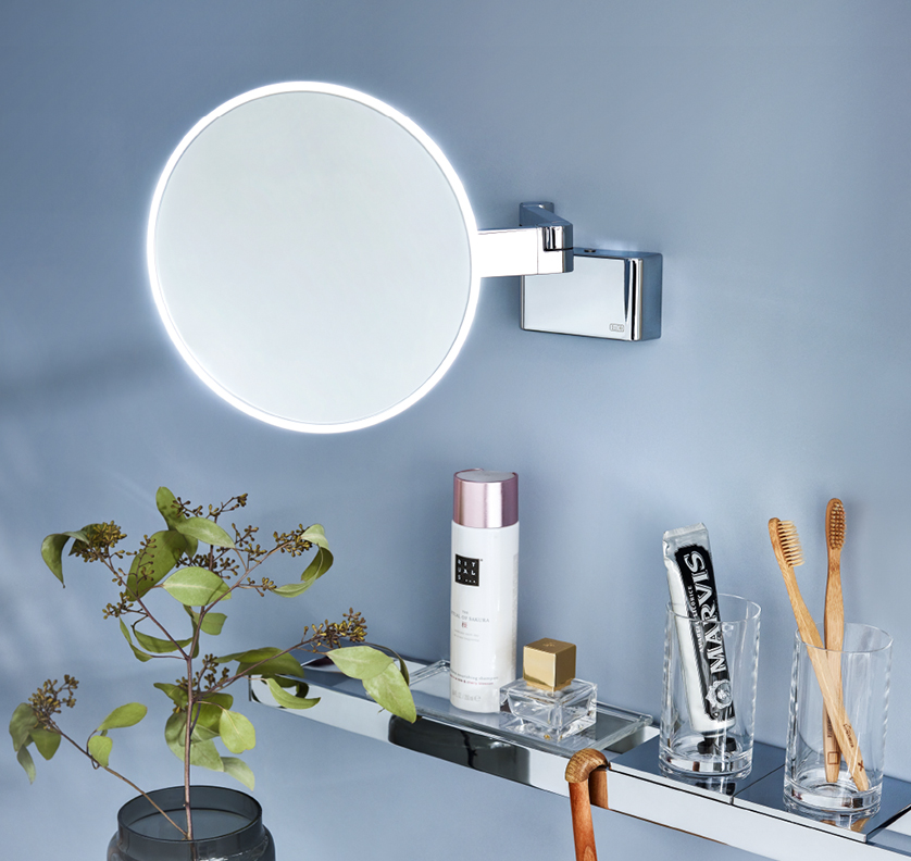 emco cosmetic mirrors for the most sophisticated needs