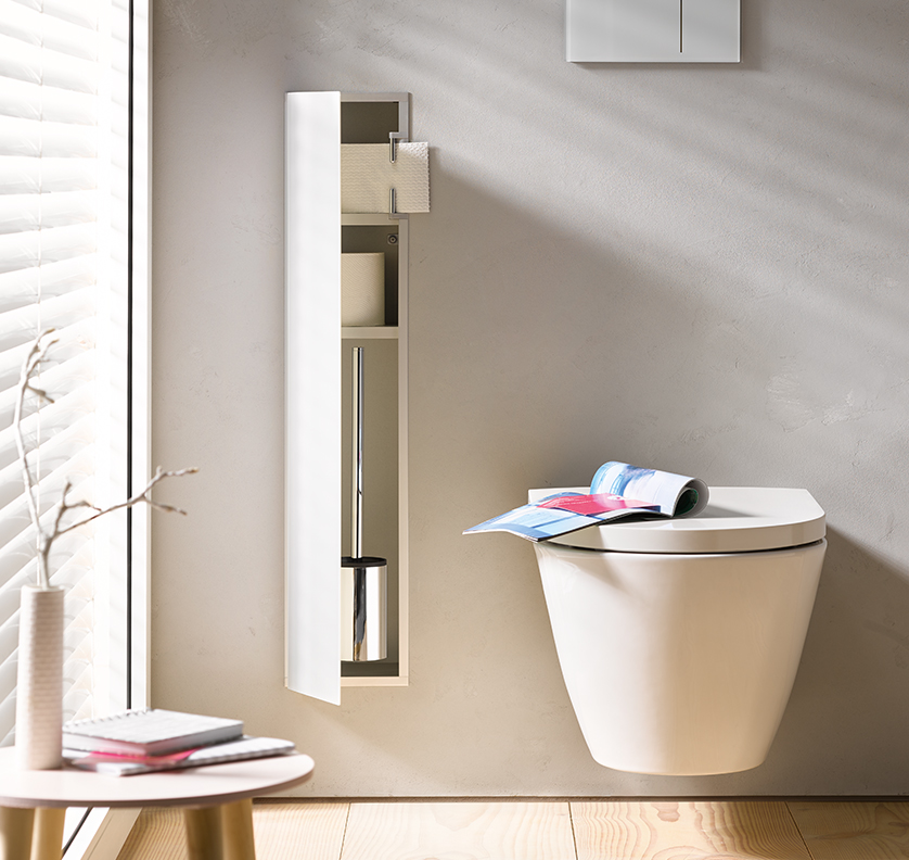 High-quality emco asis bathroom furniture for integration